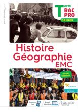 Histoire-Géographie terminale Bac Pro - cahier de l'élève -  Éd. 2021