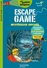 Escape game de la 6e à la 5e (11-12 ans)