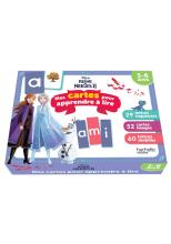 Disney - La Reine des neiges 2 - Mes cartes pour apprendre à lire