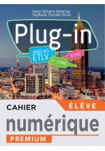 Plug In Anglais ETLV 1re STMG - Manuel numérique élève -  Éd. 2021