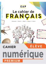 Français CAP - Manuel numérique élève - Éd. 2021