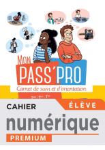 Pass'Pro nouvelle édition - manuel numérique élève - Éd. 2021