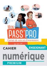 Pass'Pro nouvelle édition - manuel numérique enseignant - Éd. 2021