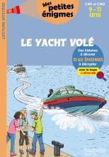 Le Yacht volé - Mes petites énigmes CM1 et CM2 - Cahier de vacances 2021