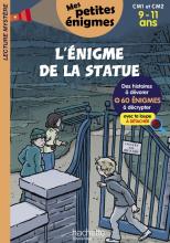 L'énigme de la statue - Mes petites énigmes CM1 et CM2 - Cahier de vacances 2021