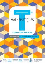 Barbazo Mathématiques Complémentaires terminales - Livre élève - Ed. 2020