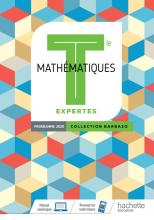Barbazo Mathématiques Expertes terminales - Livre élève - Ed. 2020