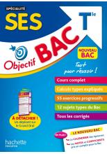 Objectif Bac - Spécialité Sciences Eco-Sociales Term + Epreuve orale
