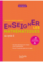 Profession enseignant - Enseigner les Mathématiques - Cycle 2 - Livre - Ed. 2020
