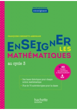 Profession enseignant - Enseigner les Mathématiques - Cycle 3 - Livre - Ed. 2021