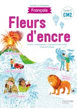Fleurs d'encre Français CM2 - Manuel numérique enseignant - Edition 2021