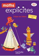 Maths Explicites CE2 - Fichier numérique élève - Edition 2021