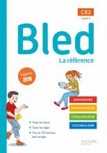 Bled CE2 - Manuel numérique élève - Edition 2021
