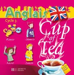 Cup of Tea Anglais CE2 - Double CD audio classe - Ed.2006