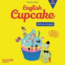 Anglais CM1 - Collection English Cupcake - Double CD audio - Ed. 2016