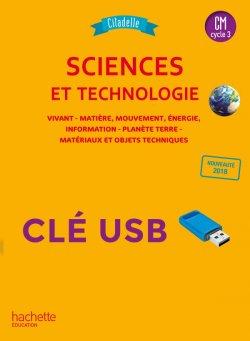 Citadelle Sciences CM - Clé USB - Ed. 2018
