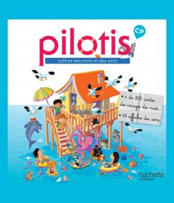 Lecture CP - Collection Pilotis - Coffret des mots et des sons - Edition 2019