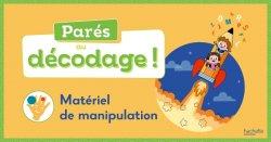 Parés au décodage CP - Méthode de lecture - Boîte de matériel de manipulation - Ed. 2020