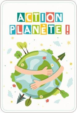 Action planète - Jeu de cartes - Ed. 2021