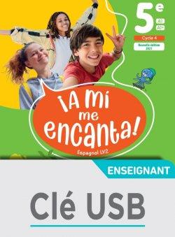 A mi me Encanta 5e - Clé USB - Ed. 2021