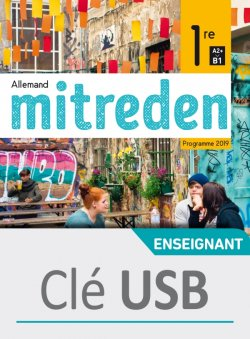 Mitreden 1ère - Clé USB - Ed. 2019