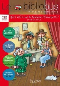 Le Bibliobus N° 36 CE2 - Histoires policières - Livre de l'élève - Ed. 2013