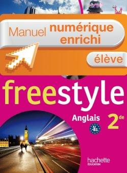 Manuel numérique Freestyle anglais Seconde - Licence élève - Edition 2014