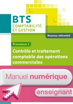 P1 Contrôle et traitement comptable des opérations commerciales BTS CG Ed 2015