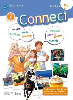 Connect 5e / Palier 1 année 2 - Anglais - Livre de l'élève - Edition 2012