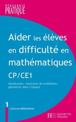 Aider les élèves en difficulté Maths CP/CE1