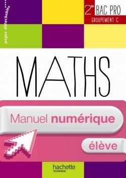 Ressources & Pratiques Maths 2de Bac Pro (Tertiaire et services) - Manuel numérique élève simple