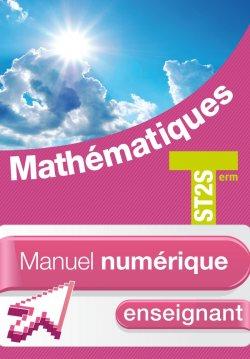 Mathématiques Term. ST2S - Manuel numérique enseignant - Ed. 2013