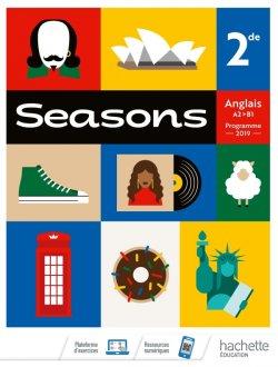 Seasons 2nde - Livre Élève - Ed. 2019