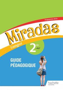 Miradas 2nde - Livre du professeur - Ed. 2019