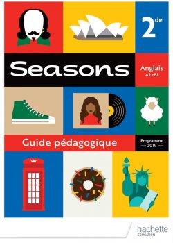 Seasons 2nde - Livre du professeur - Ed. 2019