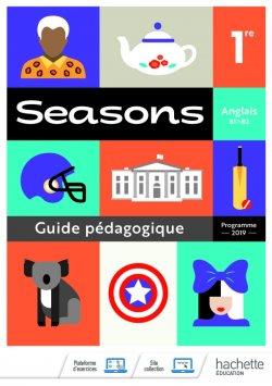 Seasons 1ère - Livre du professeur - Ed. 2019