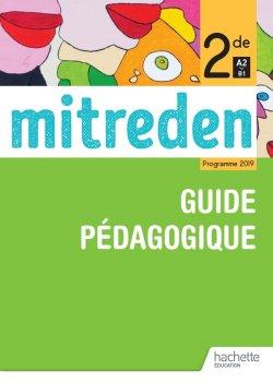 Mitreden 2nde - Livre du professeur - Ed. 2019