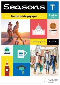 Seasons Terminales - Livre du professeur - Ed. 2020