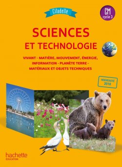 Citadelle Sciences CM - Manuel numérique simple enseignant - Ed. 2018
