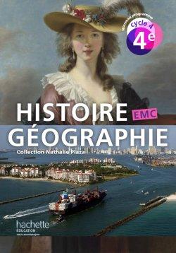 Histoire-Géographie-EMC cycle 4 / 4e - Livre élève - éd. 2016