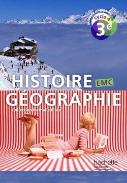 Histoire-Géographie-EMC cycle 4 / 3e - Livre élève - éd. 2016