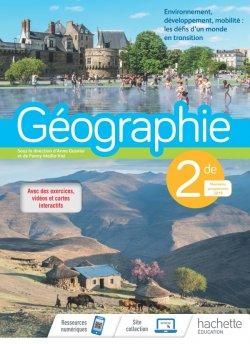 Géographie 2nde - Livre élève - Ed. 2019