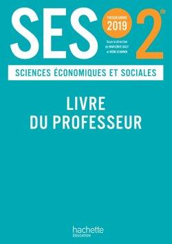 SES 2nde - Livre du professeur - Ed. 2019