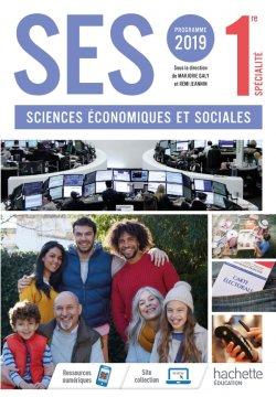 SES 1ère - Livre élève - Ed. 2019