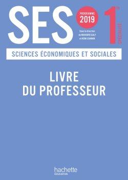 SES 1ère - Livre du professeur - Ed. 2019