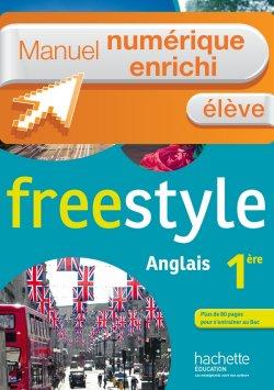 Manuel numérique Freestyle anglais Première - Licence élève - Edition 2015