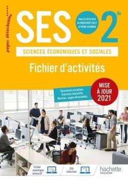 SES 2de - Fichier d'activités - Ed. 2021