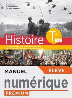 Histoire Terminales - Manuel numérique élève premium - Ed. 2020