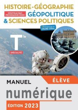 Histoire-Géo, Géopolitique, Sciences politiques, Tle spé- Manuel numérique élève Premium - Ed. 2020