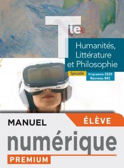 Humanités Terminale Spécialité - Manuel numérique élève Premium - Ed. 2020